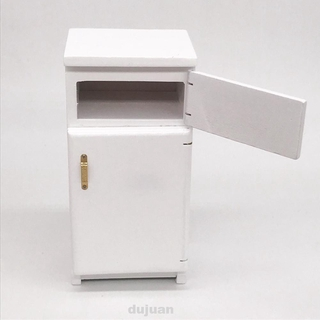 Mô Hình Tủ Lạnh Mini Trang Trí Nhà Búp Bê