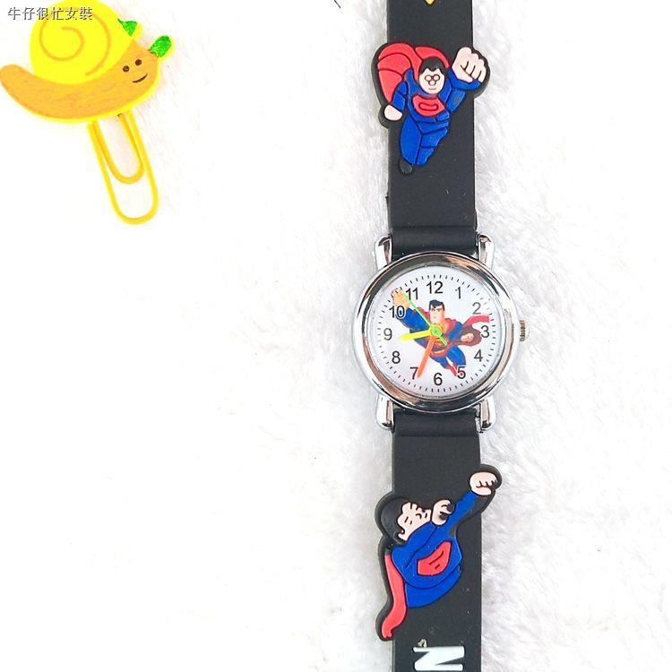 Otman นาฬิกาลายซูเปอร์แมนนาฬิกาเด็ก