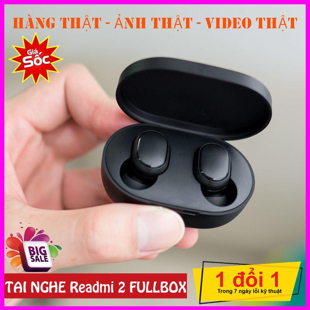 Tai nghe Bluetooth Redmi A6s Âm Thanh 5.0 Cảm Biến Tự Động, Âm Thanh Siêu Đỉnh ( Bảo Hành 12 Tháng )