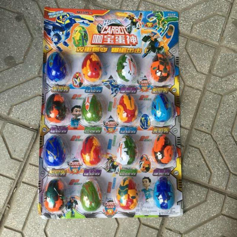 Đồ chơi Quả trứng biến hình Khủng long🦖 cho bé