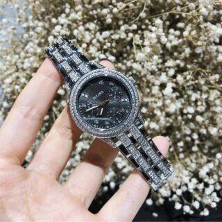 Tết Đồng Hồ Nữ Bulova siêu kim cương . Chính Hãng Có BH . 3 thumbnail