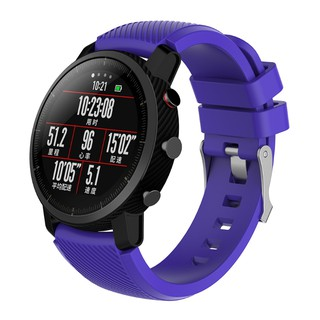 Dây đeo thay thế cho đồng hồ Samsung Gear S3 Frontier R380 Huami Amazfit tiện dụng