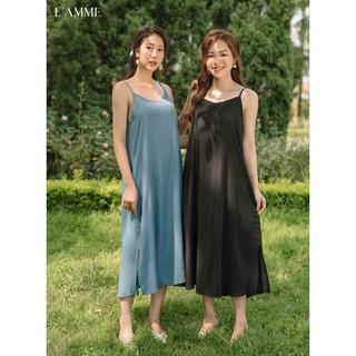 Váy bầu đẹp Cami Dress hai dây quyến rũ mát mẻ mùa hè thiết kế bởi LAMME thumbnail