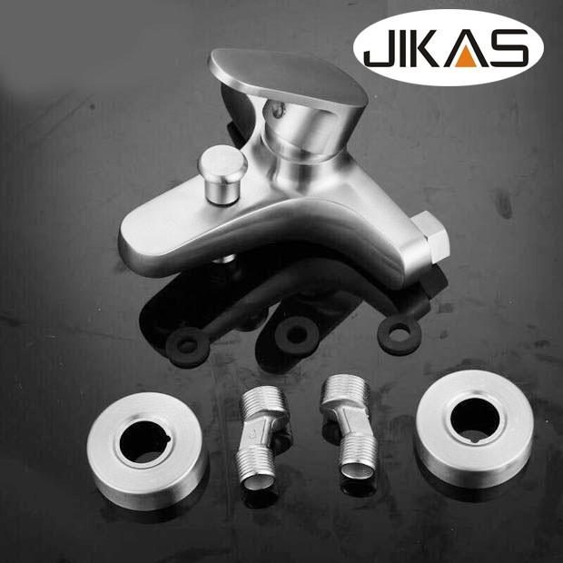 Bộ sen tắm nóng lạnh JIKAS SUS304 JK-4006