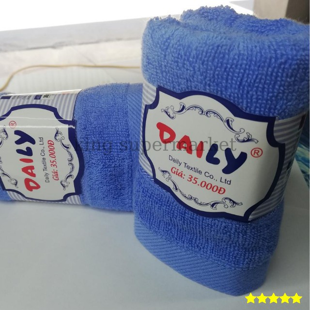 Khăn Mặt Daily, Khăn Tắm quận Sang Chảnh, Cao Cấp