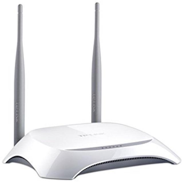 [SALE 10%] Thiết bị phát wifi, modem wifi TP-Link TL-WR840N 300mbps 2 an ten