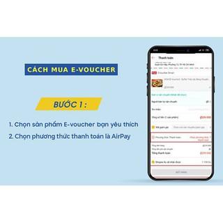 Hình ảnh (TPHCM-Hà Nội-Đà Nẵng) [E-Voucher] Đặt món NowFood 25K (đơn từ 50K) - Áp dụng cho Quán Đối Tác, thanh toán bằng AirPay-3