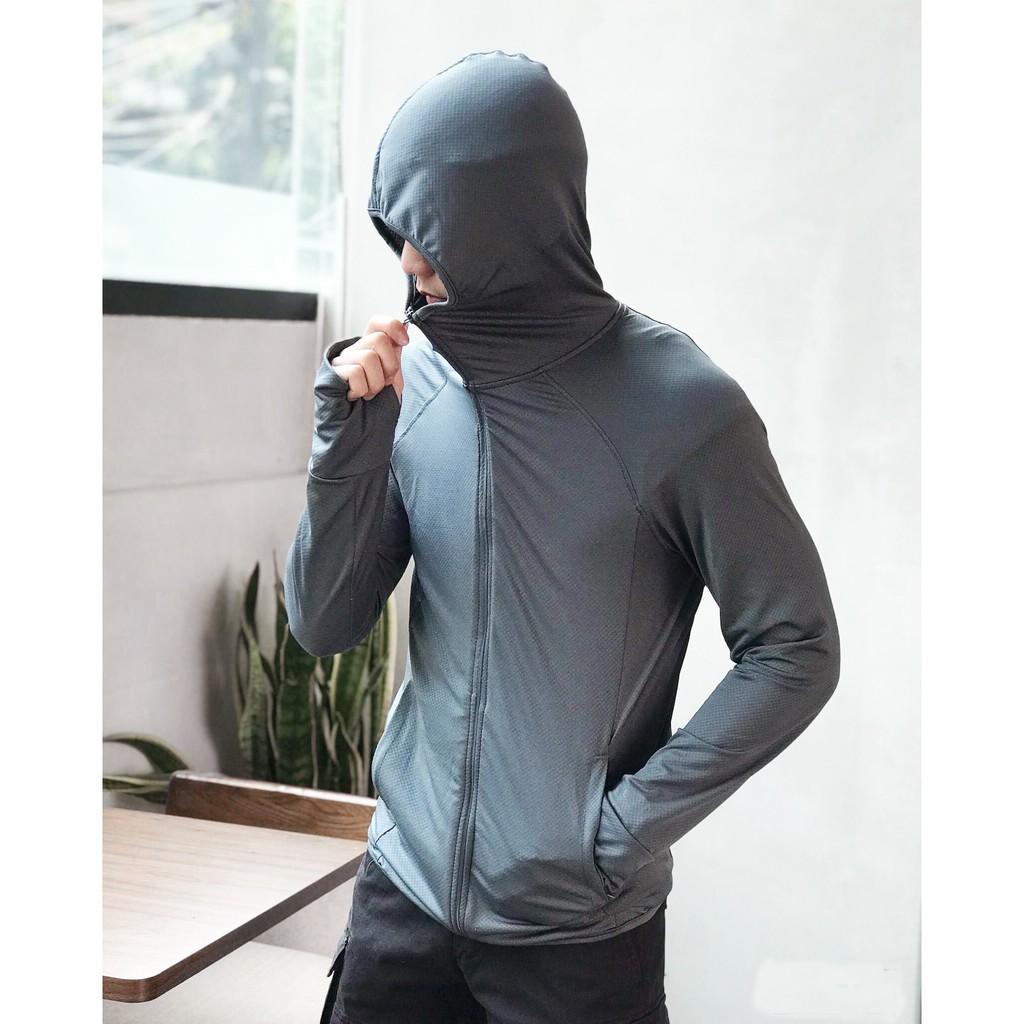 Áo khoác nam áo chống nắng nam UV Anti Sun 4 màu hàng đẹp chuẩn 2020