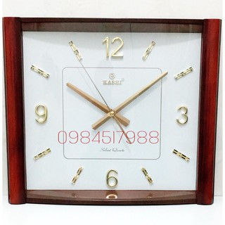 [Hàng loại 1] [Hàng loại 1] Đồng hồ treo tường K67+tặng kèm pin panasonic