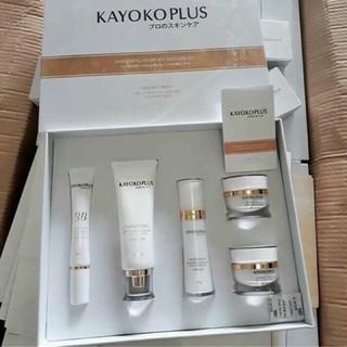 Bộ Kayoko plus trắng thumbnail