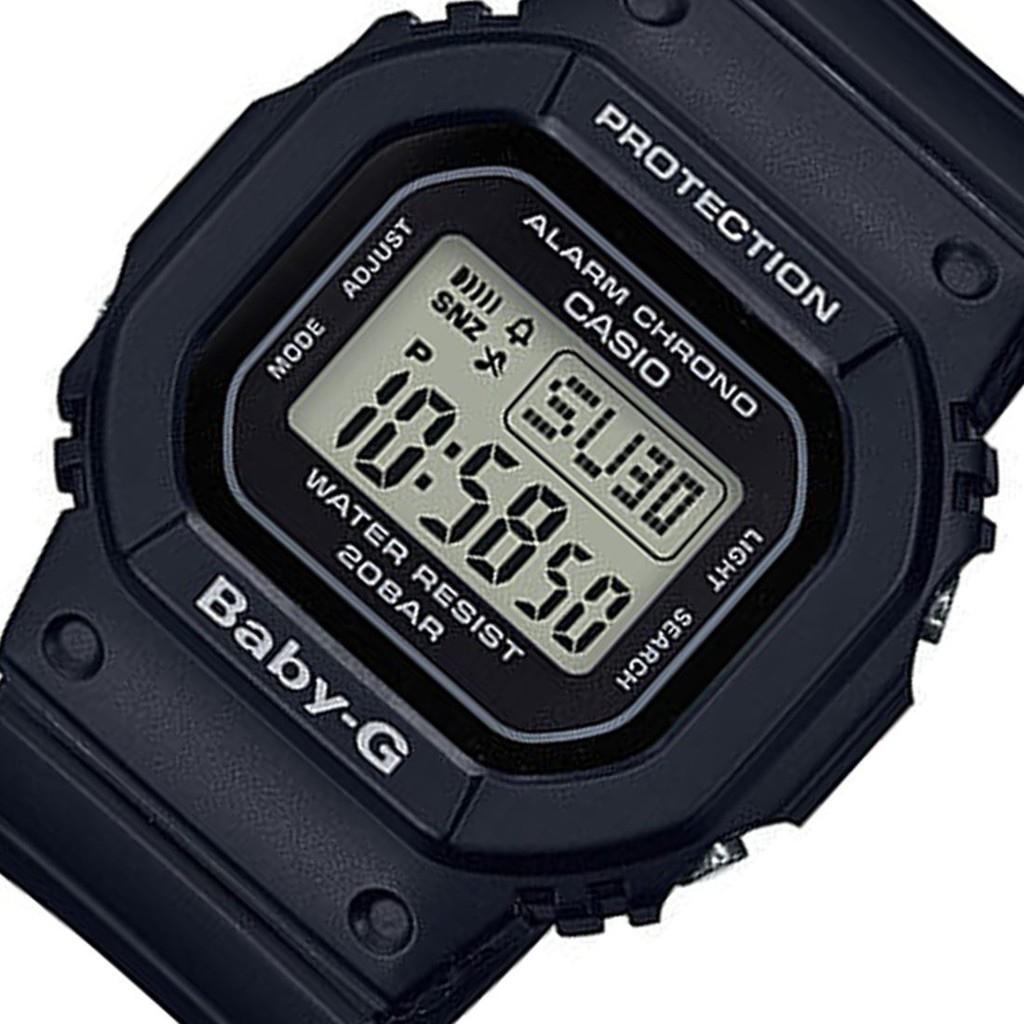 Đồng hồ Nữ Baby-G Casio dây nhựa điện tử BGD-560-1DR - Chính hãng Casio Anh Khuê