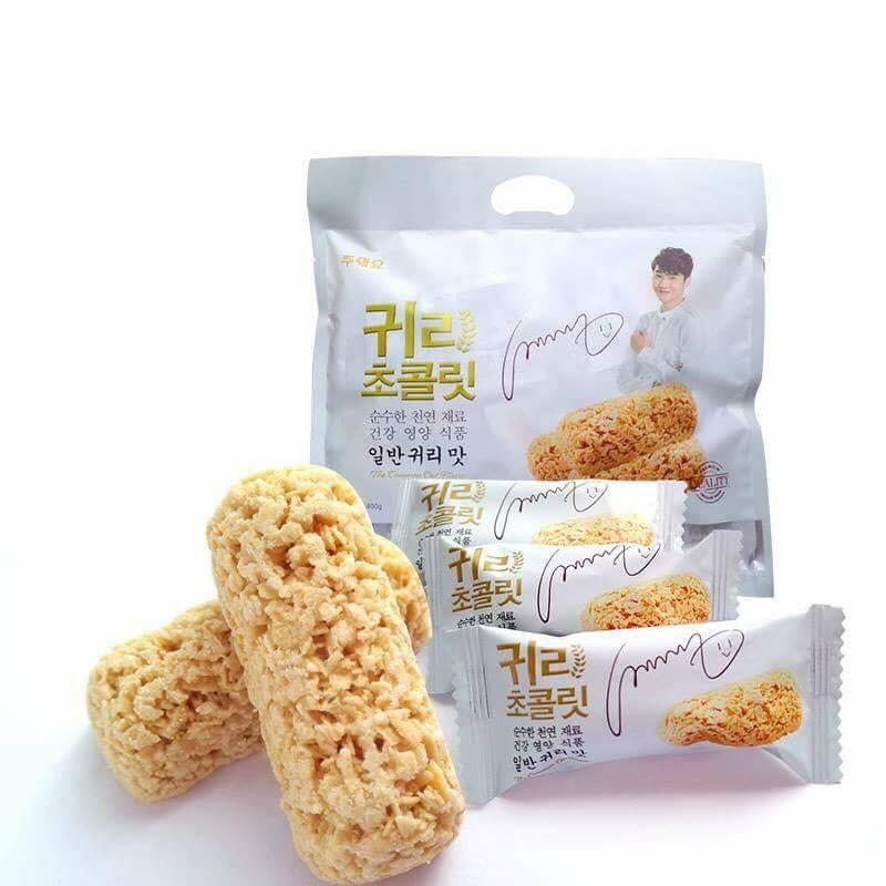 Combo 3 bịch bánh yến mạch Hàn Quốc