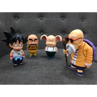 Bộ mô hình Figure : Dragon Ball gồm 4 nhân vật