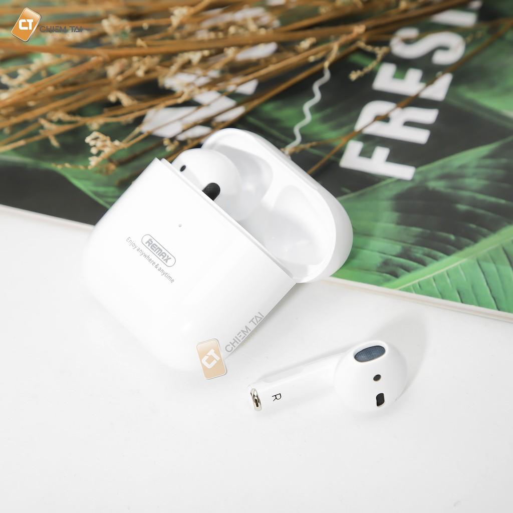 [Mã SKAMPUSHA7 giảm 8% đơn 250k]Tai nghe Bluetooth True Wireless Remax TWS-10