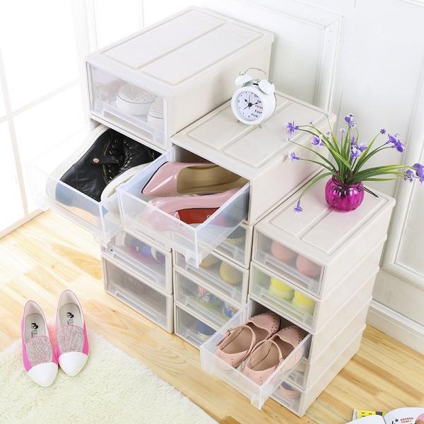 Hộp đựng giầy ngăn kéo đa năng Hando M (cỡ nhỏ) 1 hộp