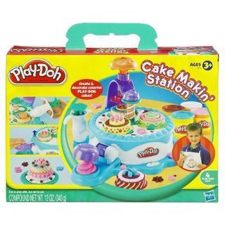 Bộ nặn Play - doh VTA24373 bánh kem khổng lồ