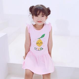 Đầm Bé Gái Tay Cánh Tiên 14-32 kg MEEJENA - 1260