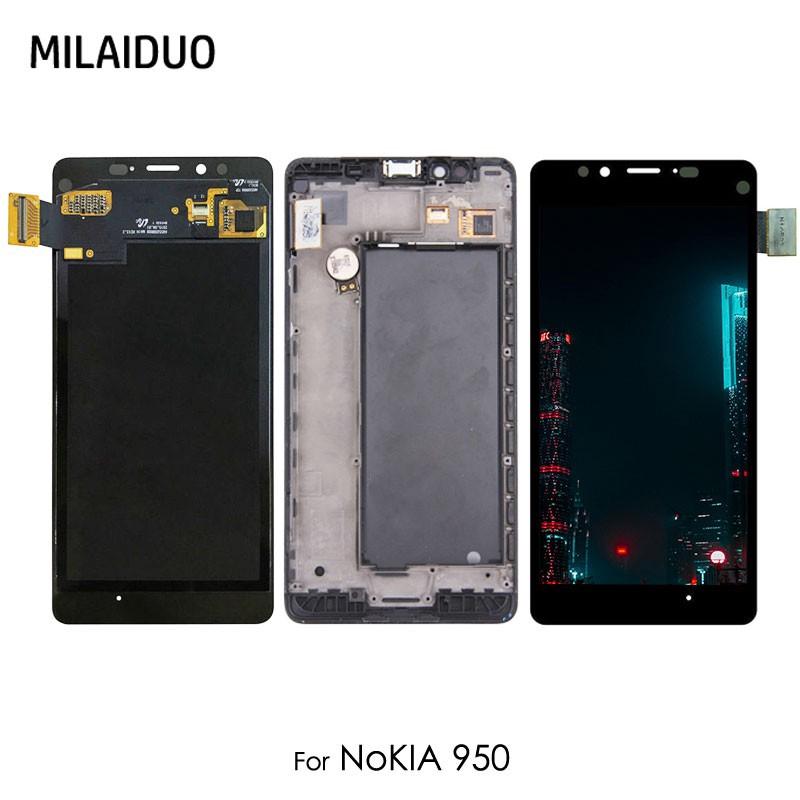 Màn hình LCD cảm ứng thay thế cho Nokia Lumia 950 RM-1104 RM-1118