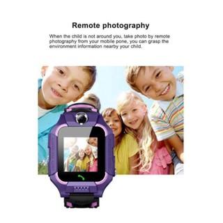 [Mã 2404EL10K giảm 10K đơn 20K] Z6 Đồng hồ thông minh cho trẻ em