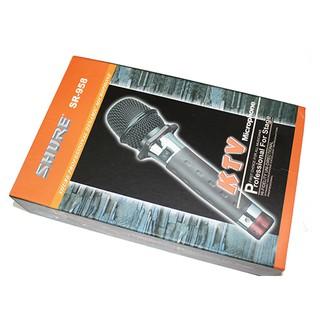 Micro có dây KTV SR958 thể hiện PN giọng hát hay