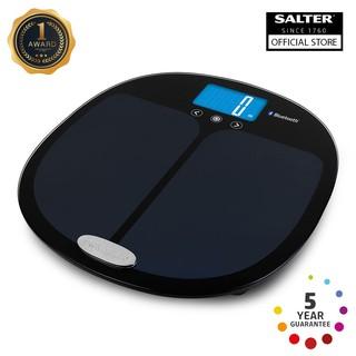 Cân phân tích chỉ số cơ thể thông minh Salter 9192BK3R - Kết nối qu thumbnail
