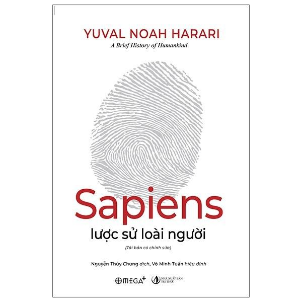 Sách-Sapiens - Lược sử về loài người