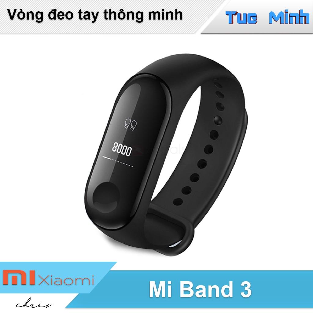 Mi Band 3 - Vòng đeo tay thông minh Xiaomi - 3174820 , 1295390773 , 322_1295390773 , 790000 , Mi-Band-3-Vong-deo-tay-thong-minh-Xiaomi-322_1295390773 , shopee.vn , Mi Band 3 - Vòng đeo tay thông minh Xiaomi