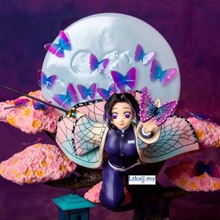 Kimetsu no Yaiba – Kochou Shinobu 31 cm Demon Slayer 鬼灭之刃 High Quality Anime Action Figure / GK / Collection