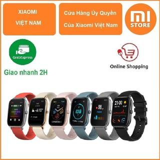 Đồng Hồ Thông Minh Theo Dõi Sức Khỏe Xiaomi Amazfit GTS – Hàng Chính Hãng – Bảo hành 12 tháng