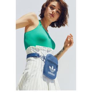 Ready Stock 100% Adidas IPAD Travel Shoulder Bag : 12 cm x 17 cm x 2 cm