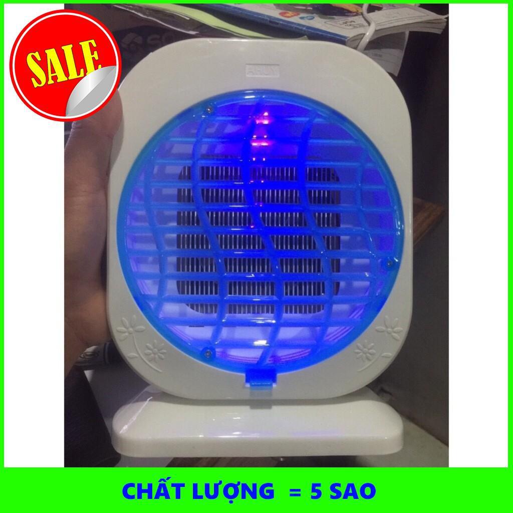 [GIÁ PHÁ ĐẢO]  Đèn Bắt Muỗi Cao Cấp Ahuy A-668 Led 3w