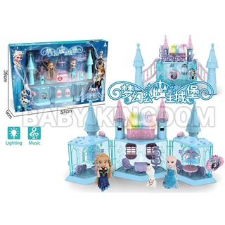 Lâu Đài Nữ Hoàng Băng Giá Elsa