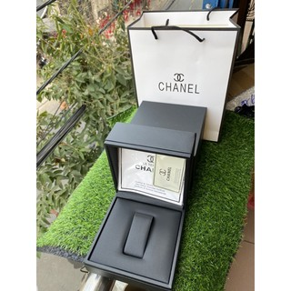 Hộp đồng hồ Chanel 02 (không đồng hồ)