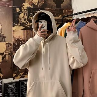 Hình ảnh Áo hoodie IFNICEFUTURE dài tay có mũ trùm đầu thời trang dành cho nam-7