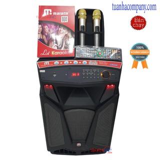 Loa kéo di động tích hợp karaoke 5 số phát wifi với hơn 20.000 bài hát kết nối được với màn hình bảo hành 12 tháng