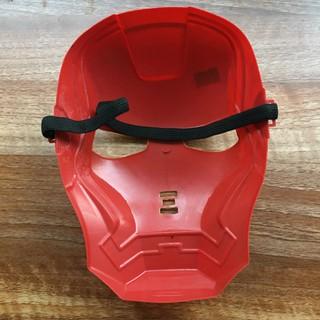 Mặt nạ Iron Man (Có quà tặng) shop mã DHQ16 mã AGU79