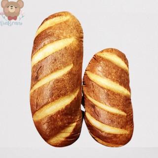 Hình ảnh Gấu Bông Hình Bánh Mì 3D Siêu Thật - Diabrand-0
