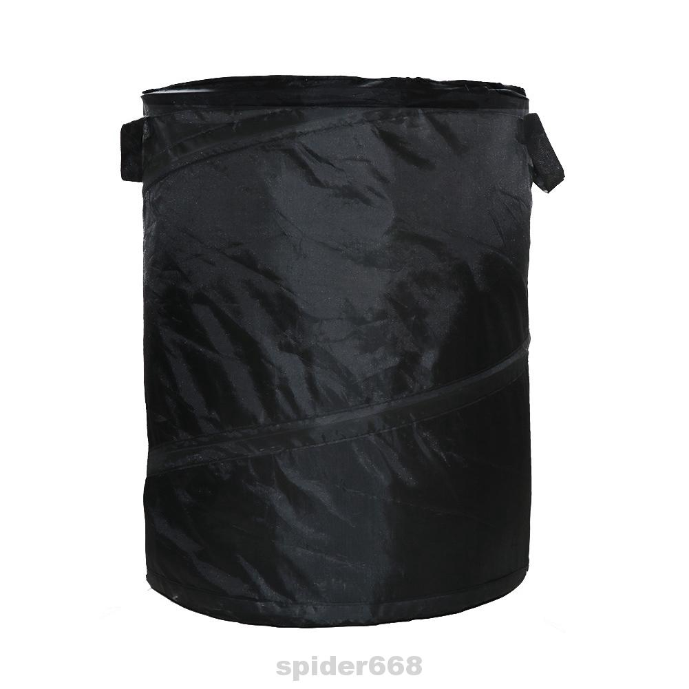 Camping Foldable Garden Large Capacity Outdoor Multifunctional Oxford Cloth Garbage Bag