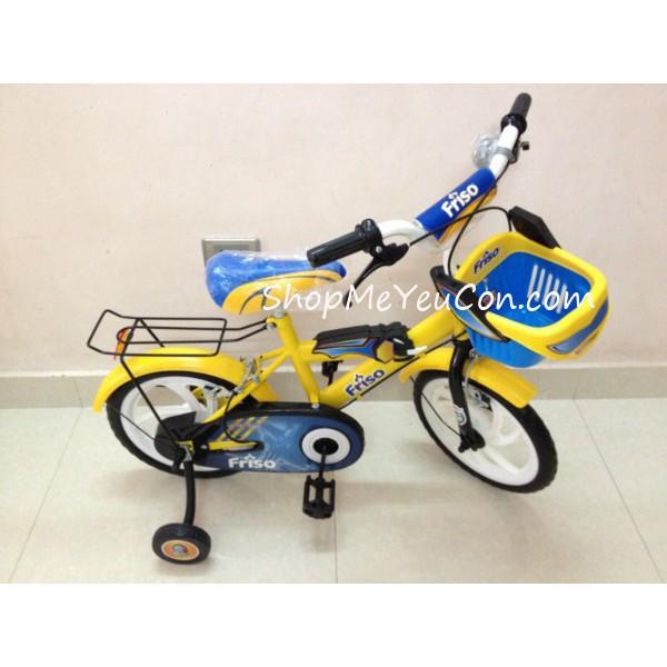 Xe đạp địa hình Friso new (14 inch) - chỉ bán ở H