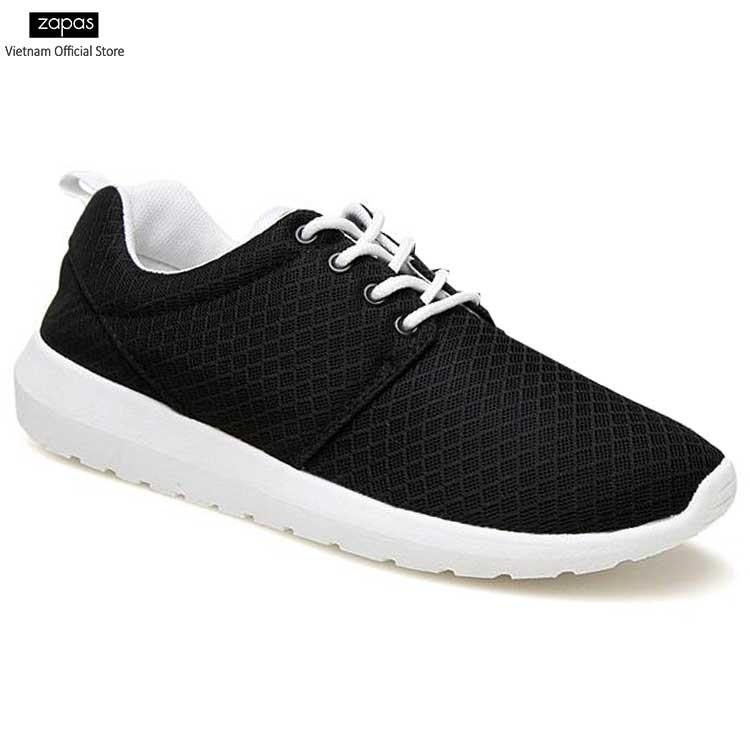 Giày Sneaker Thời Trang Nam Zapas – GS076 ( Đen )