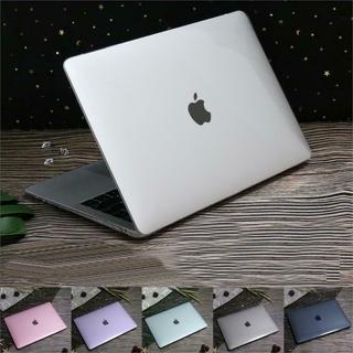Ốp Lưng Nhựa Pc Cứng Cho Apple Macbook Air Pro 11 12 15-inch A1370 A1465 A1534 A1707 A1990 A1398 A1286