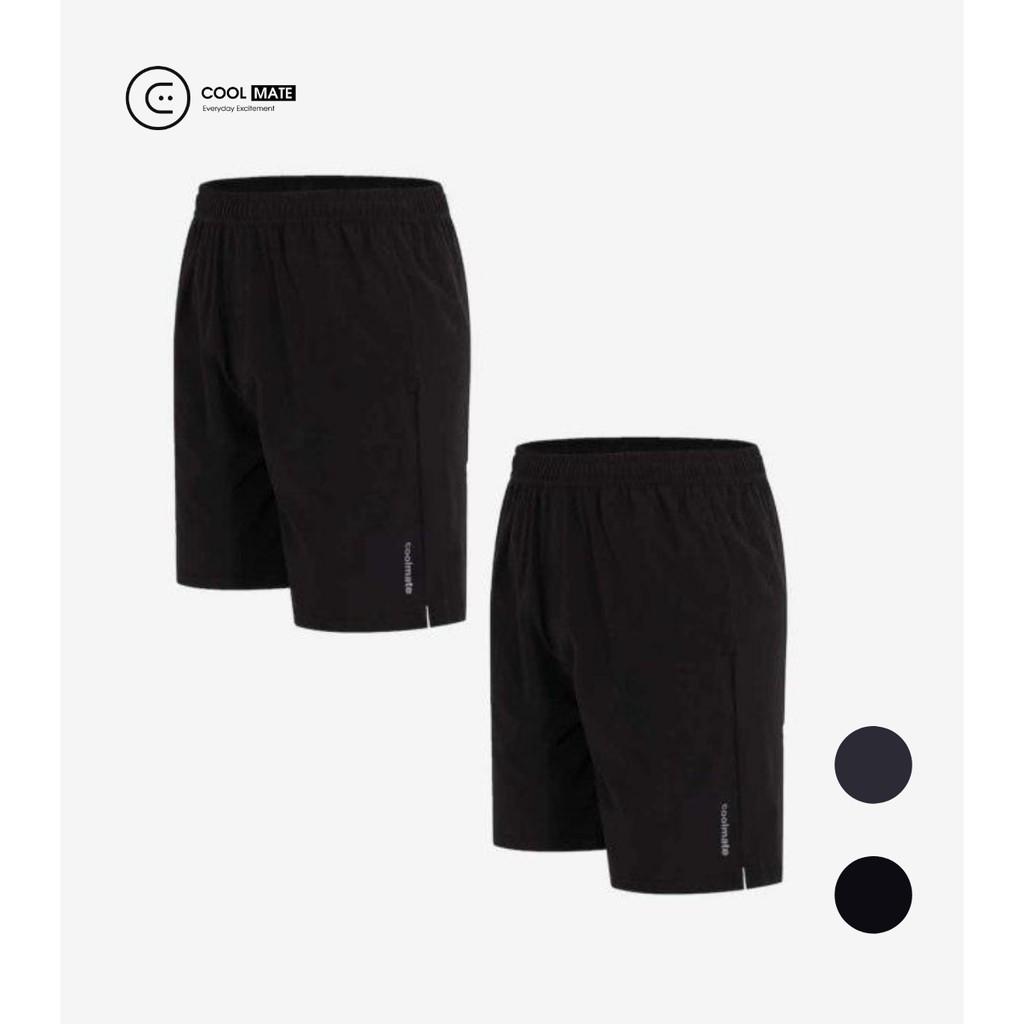 Combo 2 quần thể thao nam Max Ultra Short kiểu dáng thể thao có thêm túi khoá sau Coo
