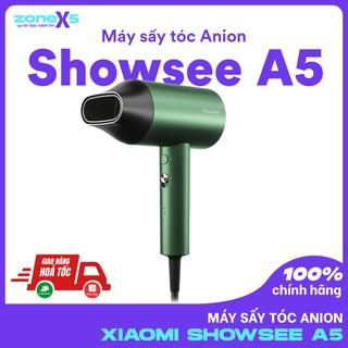 Máy sấy tóc Anion cao cấp Xiaomi Showsee A5 - Sấy siêu nhanh, bảo vệ tóc với ion- và nhiệt độ không đổi thumbnail