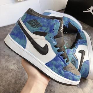 [ Full Box ] Giày Sneaker JD Xanh Loang Cao