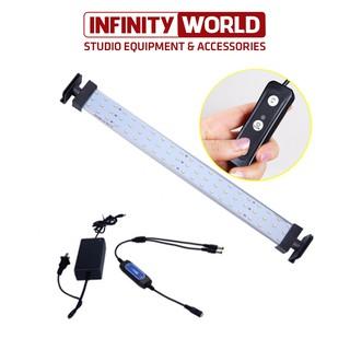 Đèn led thanh tản nhôm cho hộp chụp sản phẩm 40x40cm (Chính hãng Tianrui) thumbnail