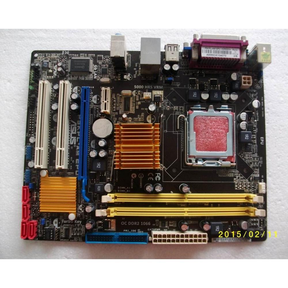 Combo main G31 Asus và CPU E8400