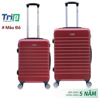 Bộ 2 Vali nhựa TRIP PC911 Size 20 + 24inch thumbnail