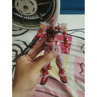 mô hình MG astray red clear jijia
