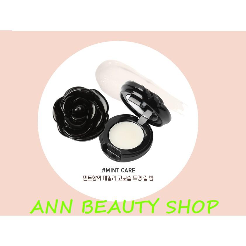 Son Dưỡng Hoa Hồng 3CE Pot Lip Mint Care (không màu)