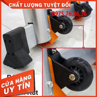 Bánh Xe Thang Nhôm Rút Giúp Vận Chuyển Thang Khỏe Hơn, Phụ Kiện Thang Nhôm Rút thumbnail